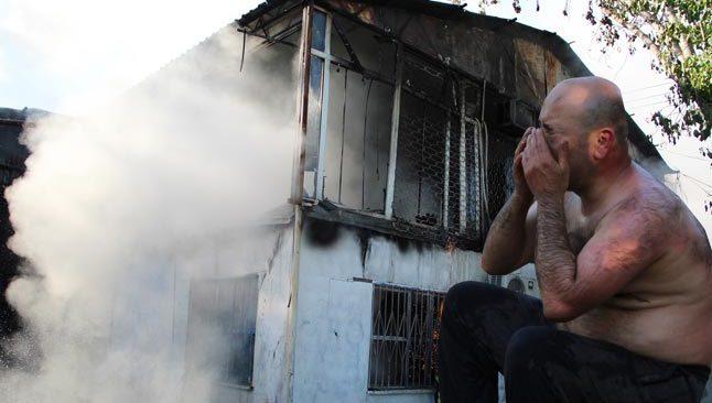 Antalya'da bir saat içinde ekmek teknesini kaybetti