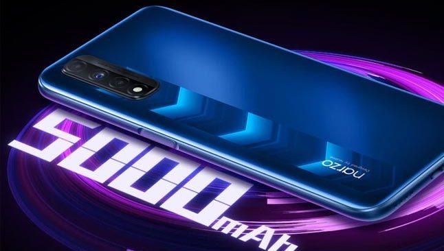 Realme Narzo 30 tanıtıldı! 90 Hz ekranı var