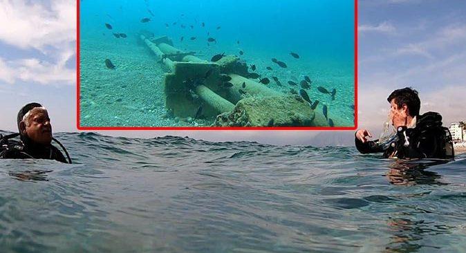 Antalya'da tam kapanma deniz canlılarına nefes oldu