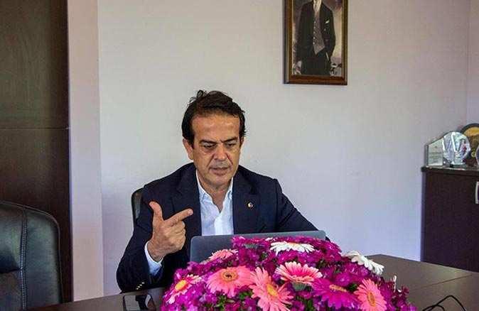 ATB Başkanı Ali Çandır, 'Antalya ticareti büyük darbe aldı'