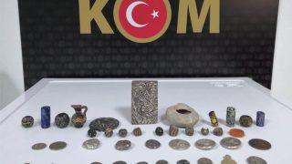 Amerikalı tarihi eser kaçakçısı Antalya'da tutuklandı