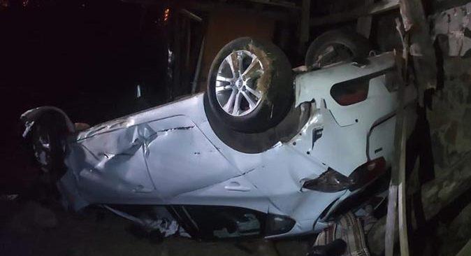 Antalya'da otomobil takla attı! Ölü ve yaralılar var