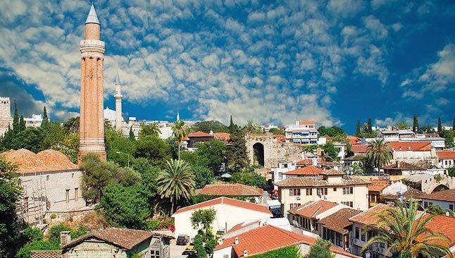 24 Mayıs Pazartesi Antalya'da hava durumu!
