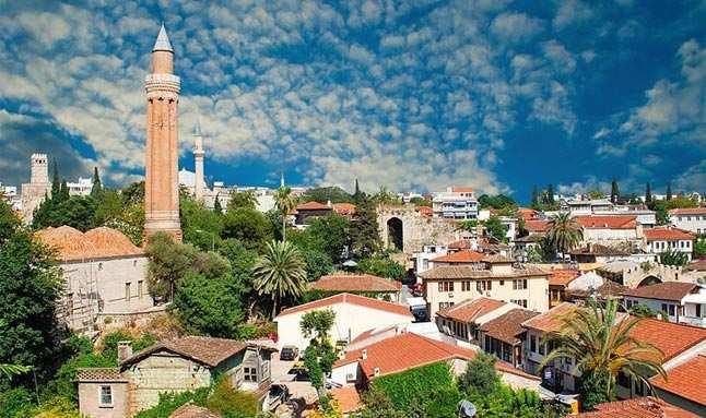 4 Mayıs Salı Antalya'da hava durumu