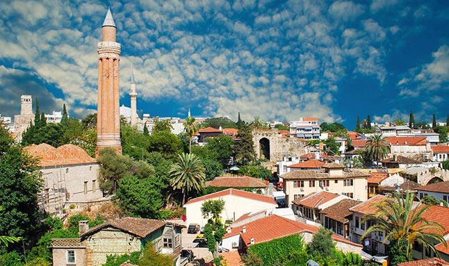 8 Mayıs Cumartesi Antalya'da hava durumu