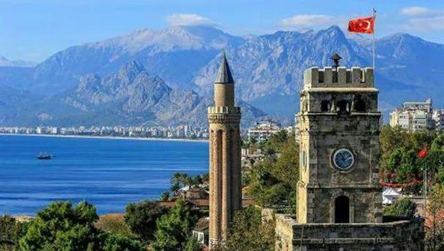 31 Mayıs Pazartesi Antalya'da hava durumu! Meteoroloji yağış için saat verdi