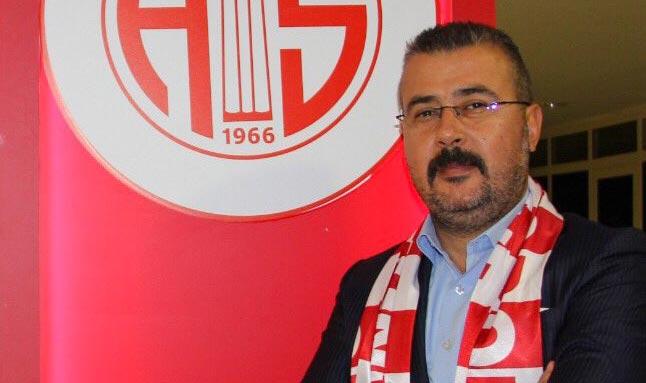Antalyaspor'da Mustafa Yılmaz'ın yerine Av. Aziz Çetin başkan oldu