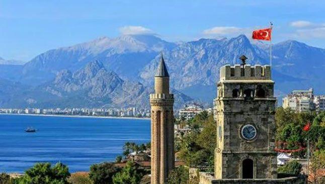 11 Mayıs Salı Antalya hava durumu