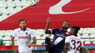 Antalyaspor deplasmanda Trabzonspor ile karşılaaşacak