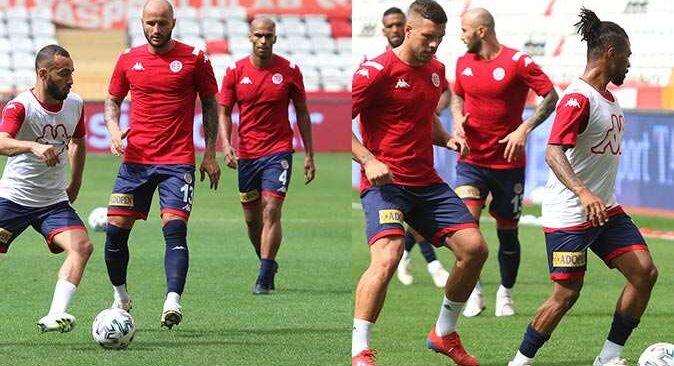 Antalyaspor Trabzonspor'u yenerek galibiyet hasretine son vermek istiyor