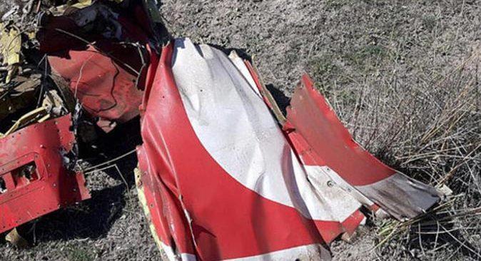 Son dakika..... Belarus'ta askeri uçak düştü! Pilotlar hayatını kaybetti
