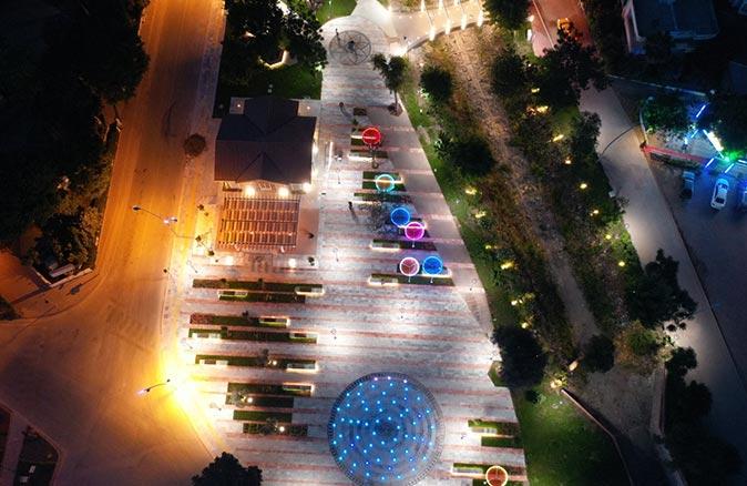 Atatürk Parkı projesinde geri sayım başladı