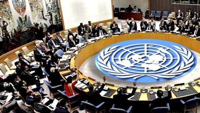 BM Filistin için toplanacaktı! ABD yine engelledi...