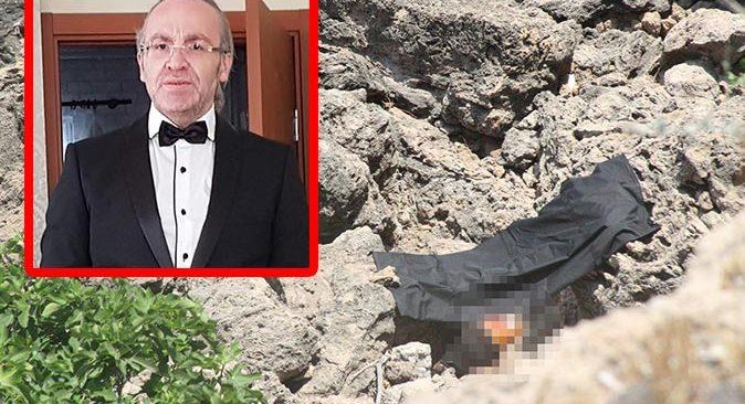 Falezlerde bulunan erkek cesedinin Çağrı Sertaç Kesici'ye ait olduğu tahmin ediliyor