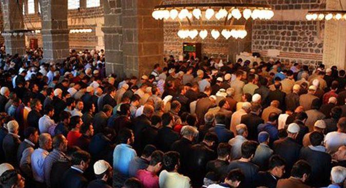 Osmaniye'de imam ile cami cemaatinin tartışması karakolda bitti