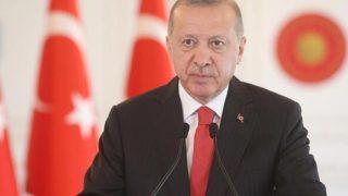 Cumhurbaşkanı Erdoğan, ' Tedbirleri önemli ölçüde gevşetmeyi planlıyoruz'