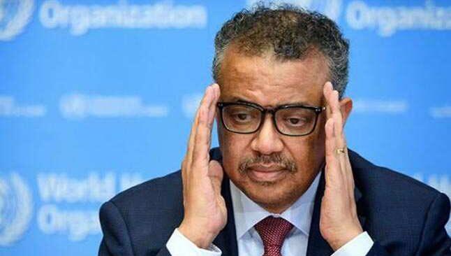 DSÖ Genel Direktörü Tedros Adhanom'dan korkutan açıklama!