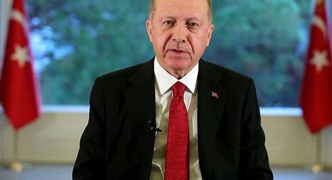 Cumhurbaşkanı Erdoğan: Kanal İstanbul'un temelini haziran sonu atıyoruz