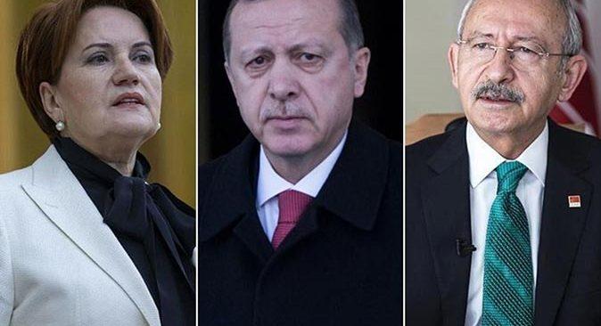 Kemal Kılıçdaroğlu ve Meral Akşener'den erken seçim çağrısı