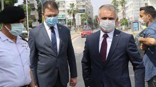 Vali Ersin Yazıcı Antalya'daki yoğun bakım doluluk oranını açıkladı