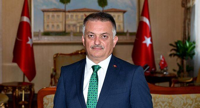 Antalya Valisi Ersin Yazıcı'dan bayram mesajı