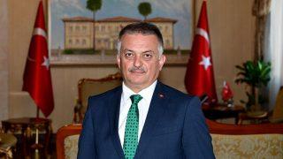 Antalya Valisi Ersin Yazıcı'dan 19 Mayıs mesajı