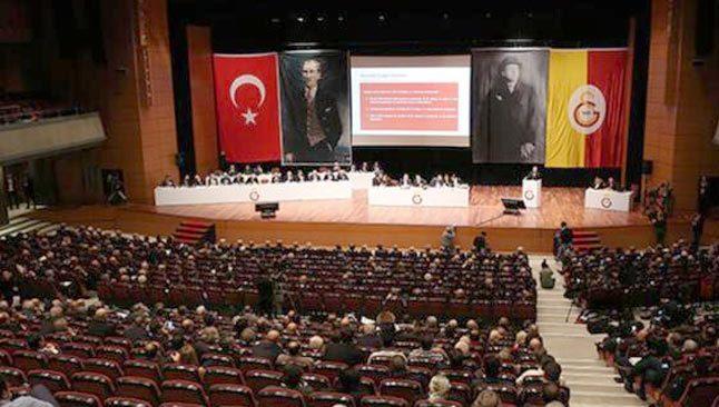 Galatasaray'da başkanlık seçim tarihi belli oldu!