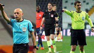 Süper Lig'de son haftanın hakemleri belli oldu