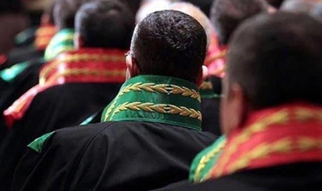 Son Dakika: HSK'nın yaz kararnamesiyle Antalya'da 52 hakim ve savcının görev yeri değişti