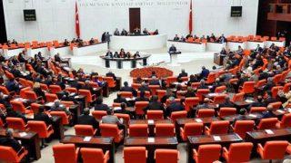 Meclis'ten İsrail'e ortak kınama! 5 parti bildiriye imza attı