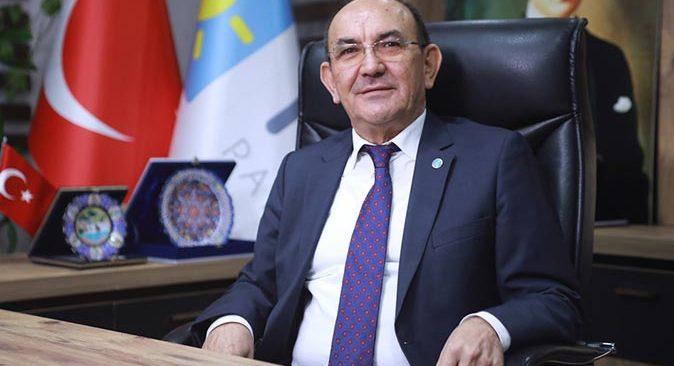 Başkan Mehmet Başaran, Antalyaspor'a başarılar diledi