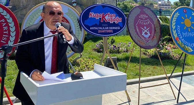 İYİ Parti İl Başkanı Mehmet Başaran'dan çok sert 'konuşmama' eleştirisi