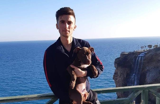 19 yaşındaki Osman Taha Gencer feci şekilde hayatını kaybetti