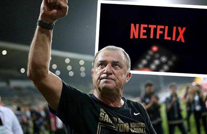 Netflix'ten Fatih Terim bombası