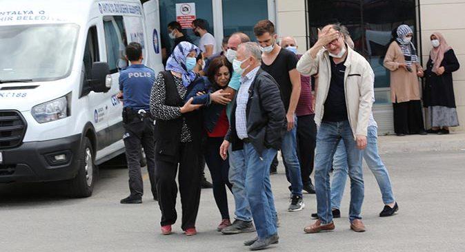 Polis Antalya'da cinayet zanlısı aranıyor