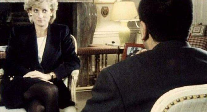 İngiltere'yi sarsan Diana röportajı skandalının ardından istifa etti