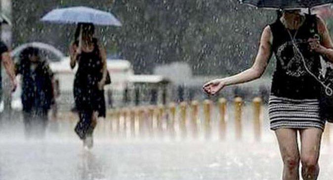 Meteoroloji'den Doğu ve Güneydoğu Anadolu Bölgesine sağanak yağış uyarısı