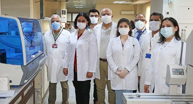 Sağlık çalışanlarında yüzde 98.2 antikor tespit edildi