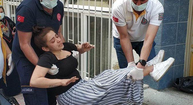 Sosyal medya kavgası genç kadını hastanelik etti