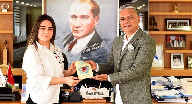 Başkan Ümit Uysal, 'Yüzbaşı Mustafa Ertuğrul'u herkese anlatacağız'
