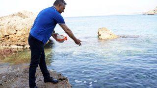 Başkan Ümit Uysal Muratpaşalıların dileklerini Akdeniz'le buluşturdu