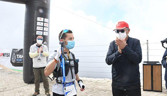 Türkiye'nin ilk gözyüzü koşusu Kemer'de düzenleniyor