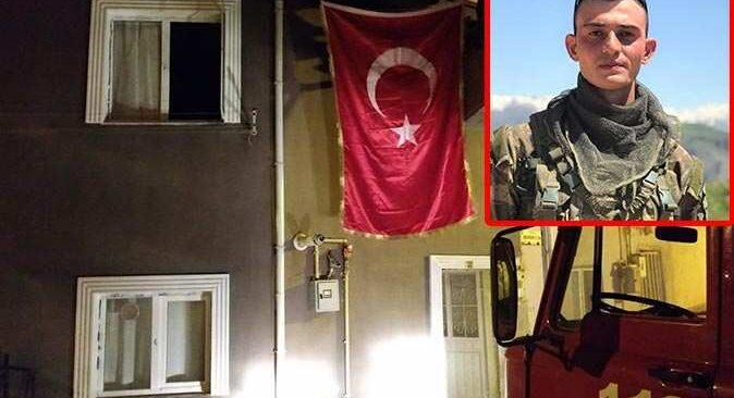 Yaralı askerimiz Uzman Çavuş Ahmet Asan şehit oldu