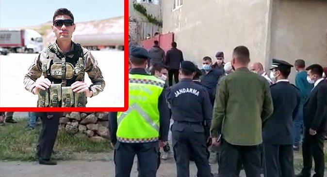 Şehit Uzman Onbaşı Yasin Özdamar'ın acı haberi ailesine ulaştı