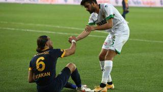 MKE Ankaragücü Süper Lig'e Alanyaspor maçı ile veda etti