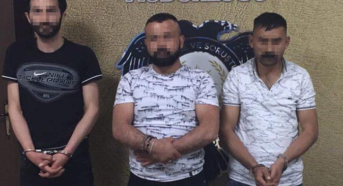Ankara'da genç kız uyuşturucu satıcılarını yakalattı