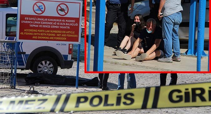 Antalya'da acı olay! 55 yaşındaki Necla Özkan denizde ölü bulundu
