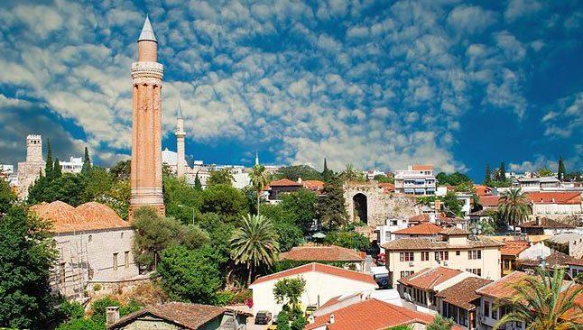 29 Mayıs Cumartesi Antalya'da hava durumu! 3 ilçeye yağış uyarısı...