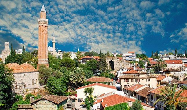 16 Mayıs Pazar Antalya'da hava durumu! Meteorolojiden o ilçeye yağış uyarısı