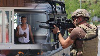 Antalya'da kafeterya işletmecisi silahlı eylem yaptı! Ekipler harekete geçti